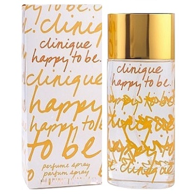Clinique Happy To Be Perfume