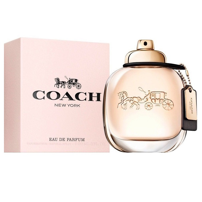 Coach New York Perfume by Coach 3.0oz Eau De Parfum spray for women
