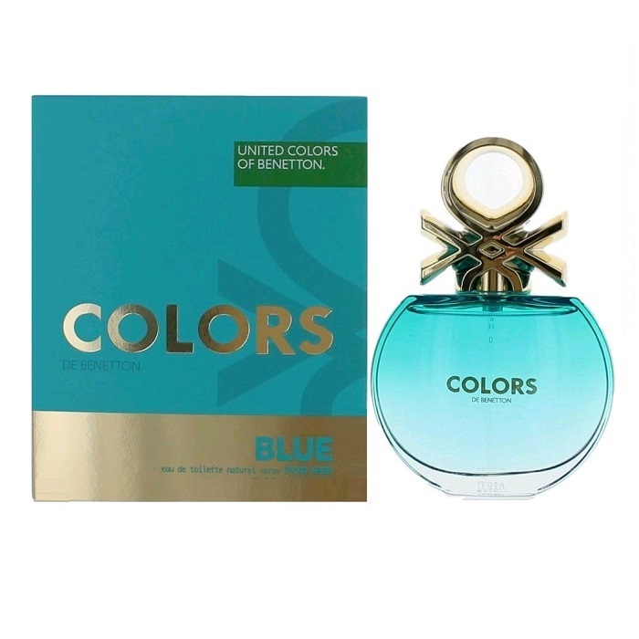 Colors De Beneton Blue Perfume