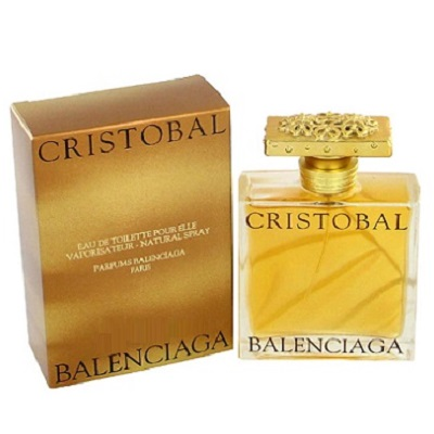 Cristobal Perfume by Balenciaga 3.3oz Eau De Toilette spray for Women