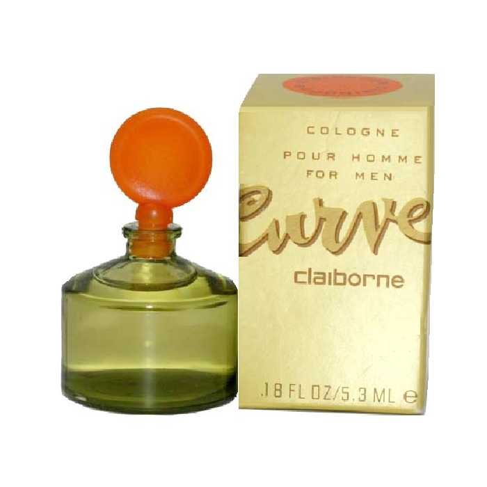 Curve Mini Cologne by Liz Claiborne 5.3ml Cologne for men