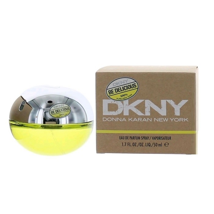 DKNY Be Delicious Perfume by Donna Karan 1.7oz Eau De Parfum spray for Women