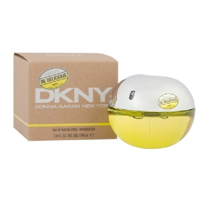 DKNY Be Delicious Perfume by Donna Karan 3.4oz Eau De Parfum Spray for women
