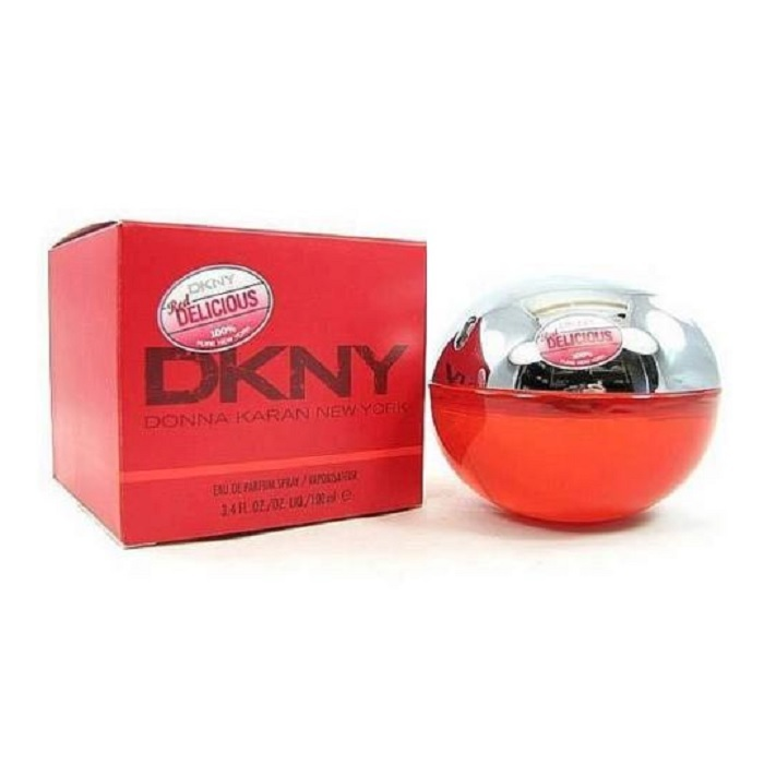 DKNY Red Delicious Perfume by Donna Karan 3.4oz Eau De Parfum spray for Women