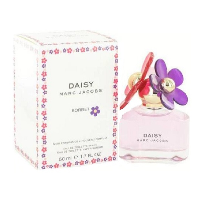Daisy Sorbet Perfume by Marc Jacobs 1.7oz Eau De Toilette spray for Women