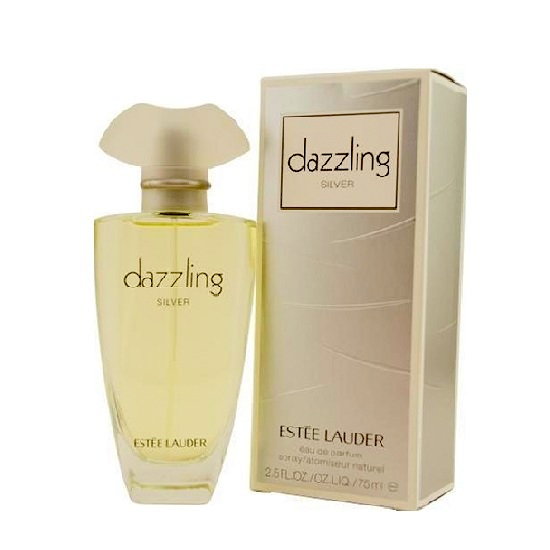 Dazzling Silver Perfume by Estee Lauder 2.5oz Eau De Parfum spray for Women