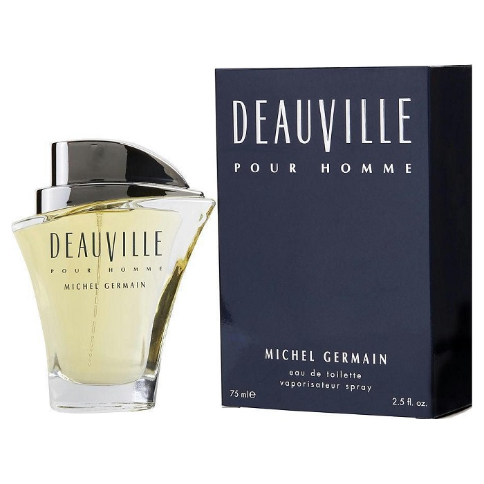 Deauville Cologne by Michel Germain 2.5oz Eau De Toilette spray for men