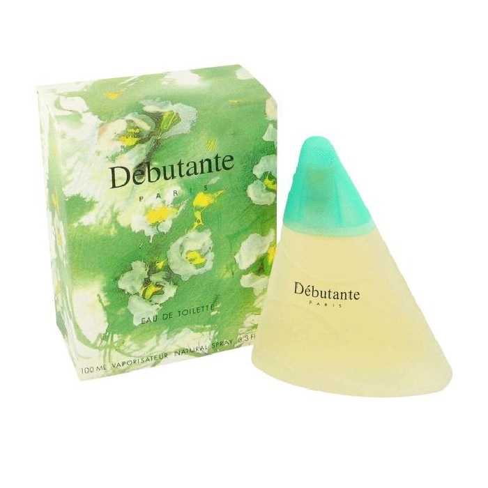 Debutante Perfume by Parfum Debutante 3.4oz Eau De Toilette Spray for women