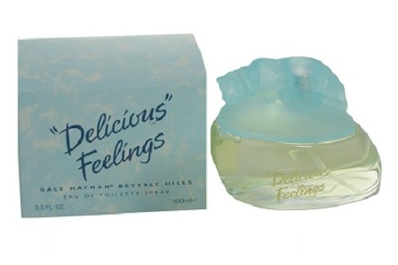 Delicious Feelings Perfume by Gale Hayman 3.3oz Eau De Toilette spray for Women