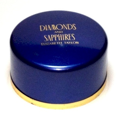 Diamonds and Sapphires Body Powder by Elizabeth Taylor 1.25oz for Women