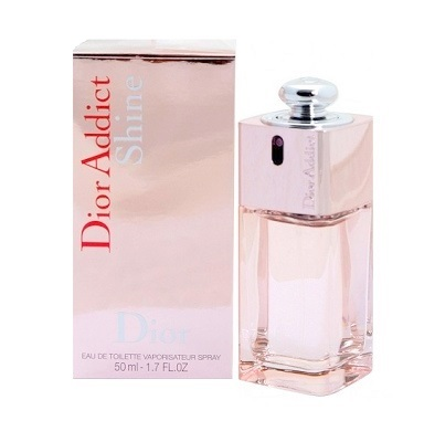 Dior Addict Shine Perfume by Christian Dior 1.7oz Eau De Toilette spray for Women