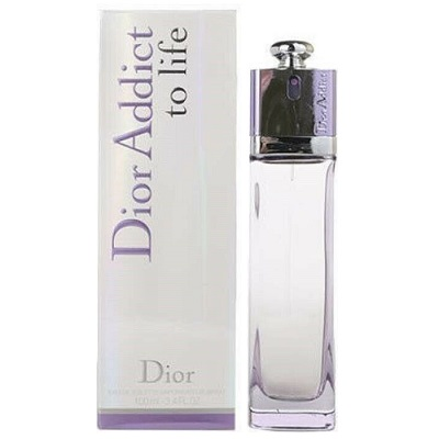 Dior Addict To Life Perfume by Christian Dior 1.7oz Eau De Toilette spray for Women