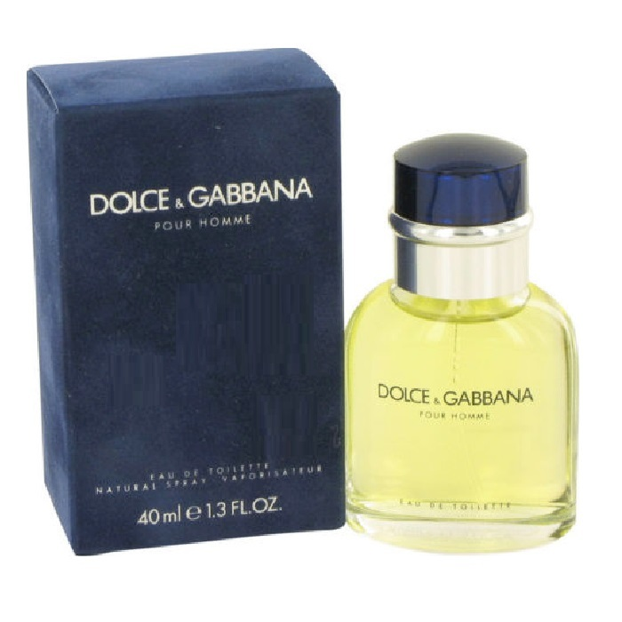 Dolce & Gabbana Cologne by Dolce & Gabbana 1.3oz Eau De Toilette spray for Men