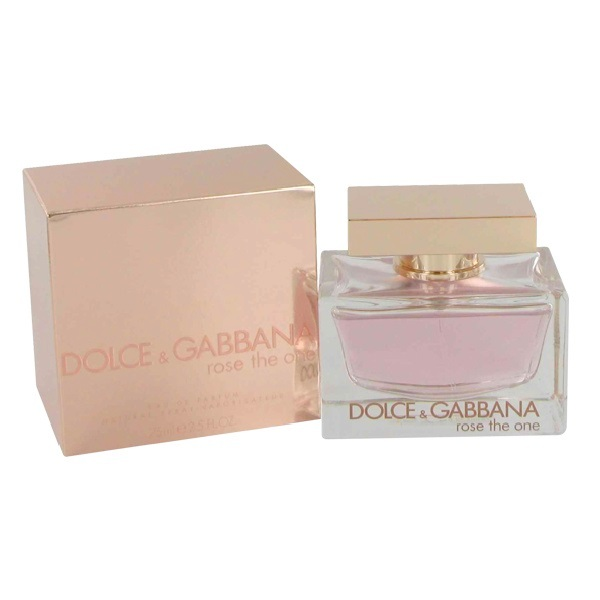 Dolce & Gabbana Rose The One Perfume by Dolce & Gabbana 1.6oz Eau De Parfum spray for women