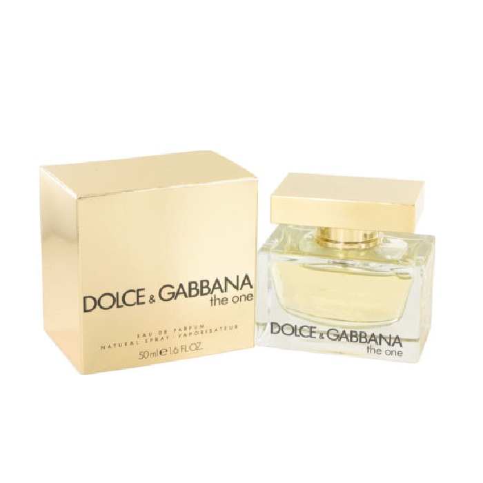 Dolce & Gabbana The One Perfume by Dolce & Gabbana 1.6oz Eau De Parfum spray for Women