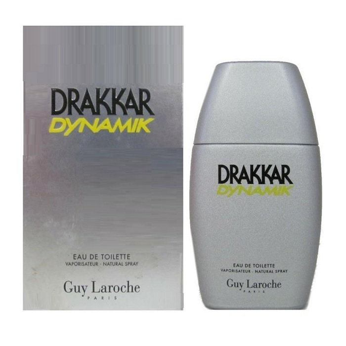 Drakkar Dynamik Cologne by Guy Laroche 3.4oz Eau De Toilette spray for men