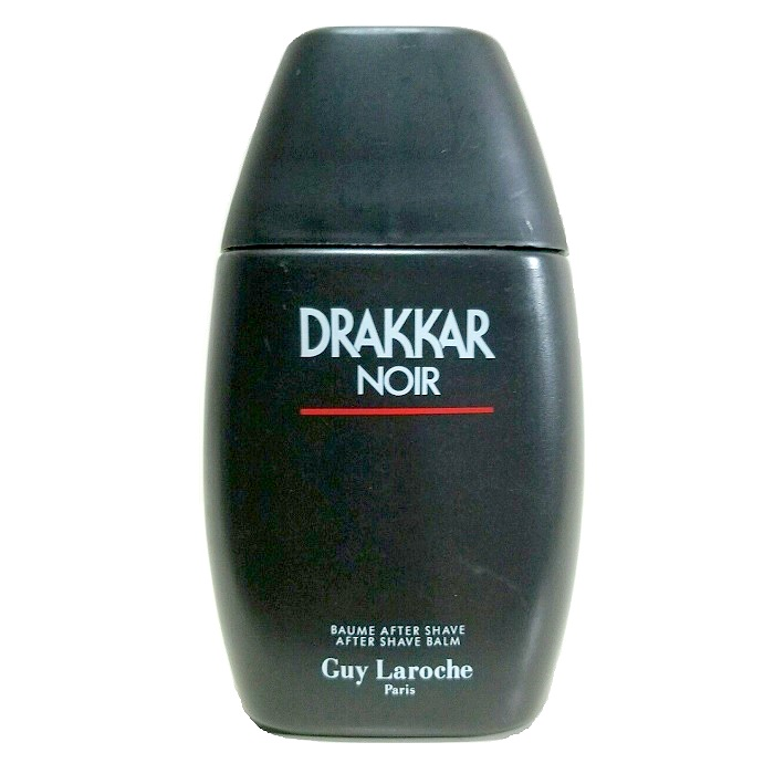 Drakkar Noir After Shave Balm by Guy Laroche 3.3oz for Men