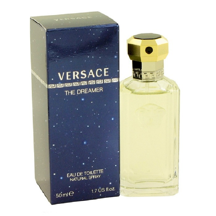 Versace The Dreamer Cologne by Versace 1.7oz Eau De Toilette Spray for men