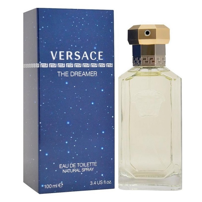 Versace The Dreamer Cologne by Versace 3.3oz Eau De Toilette spray for men