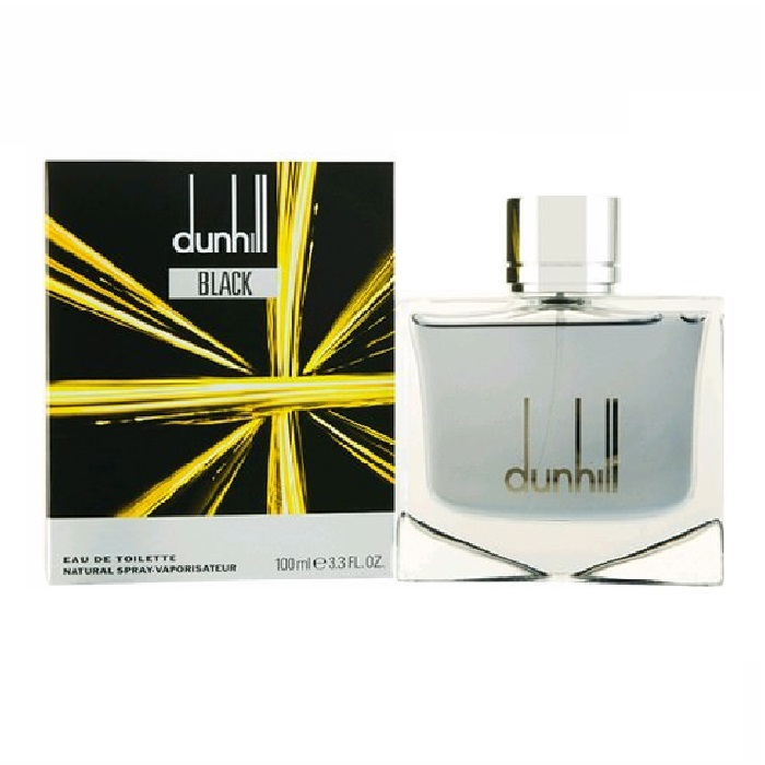 Dunhill Black Cologne by Alfred Dunhil 3.4oz Eau De Toilette spray for men