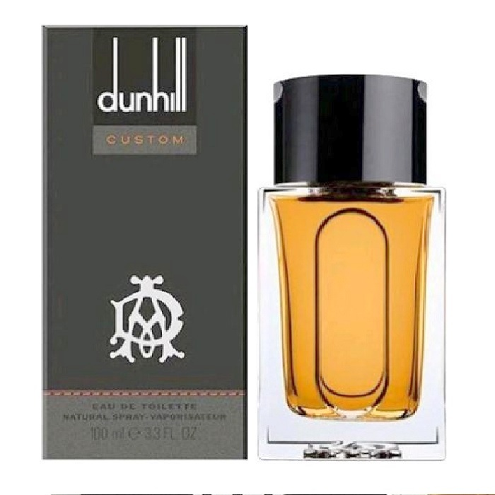Dunhill Custom Cologne by Alfred Dunhill 3.3oz Eau De Toilette spray for men