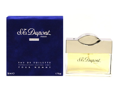 Dupont Cologne by S T Dupont 1.7oz Eau De Toilette spray for Men