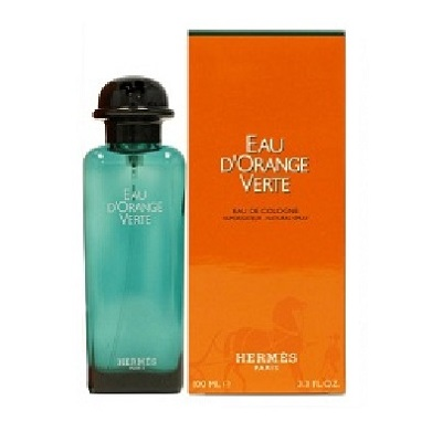 Eau D'Orange Verte Perfume by Hermes 3.3oz Eau De Cologne spray for All (unisex)