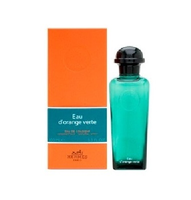 Eau D'Orange Verte Perfume by Hermes 3.3oz Eau De Cologne spray limited edition for All (unisex)