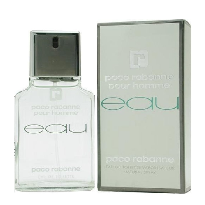 Eau Paco Rabanne Cologne by Paco Rabanne 3.4oz Eau De Toilette spray for men