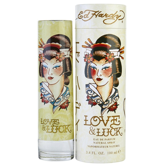 Love Luck Perfume For Women By Christian Audigier: UR Perfume, Ungaro Perfume, Usher Perfume, Unforgivable Perfume And More Women's Perfume