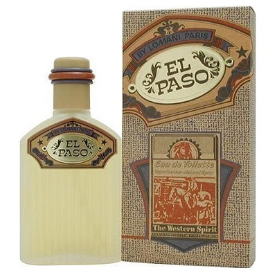 El Paso Cologne by Lomani 3.3oz Eau De Toilette spray for Men