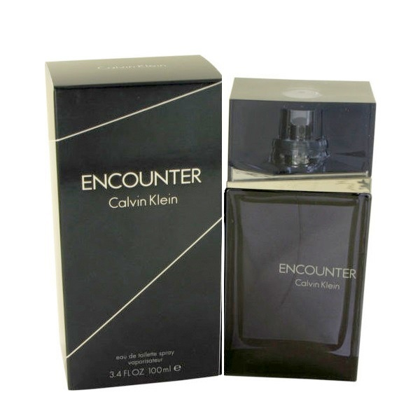 Encounter Cologne by Calvin Klein 3.4oz Eau De Toilette spray for Men
