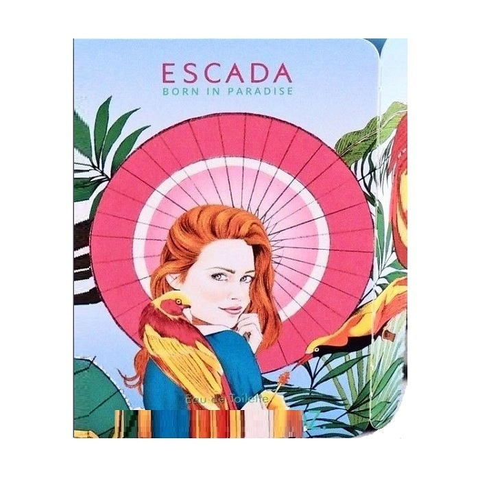Escada Born In Paradise Perfume