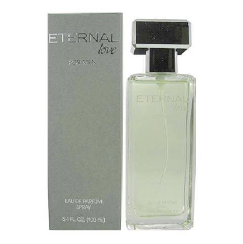 Eternal Love Cologne by Eternal Love Parfums 3.4oz Eau De Perfume spray for men