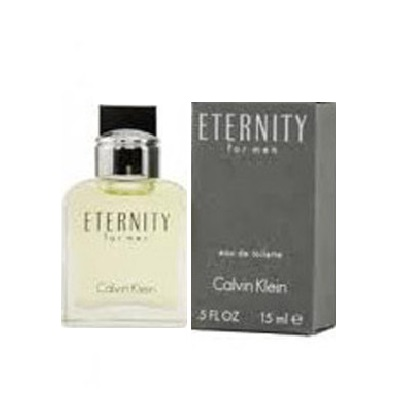 Eternity Mini Cologne by Calvin Klein 15ml Eau De Toilette for men