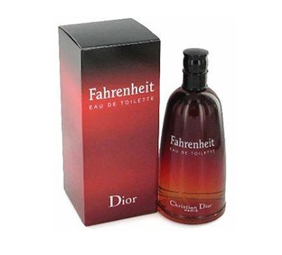 Fahrenheit Cologne by Christian Dior 3.4oz Eau De Toilette spray for Men