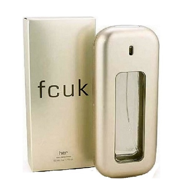 Fcuk Perfume by French Connection 3.4oz Eau De Toilette spray for women