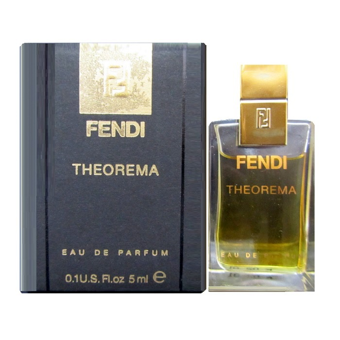 Fendi Theorema Perfume by Fendi 0.1oz / 5ml Eau De Parfum for Women