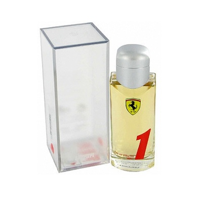 Ferrari 1 Cologne by Ferrari 3.4oz Eau De Toilette spray for Men