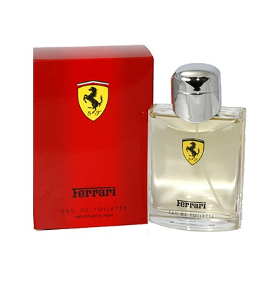 Ferrari Red Cologne by Ferrari 2.5oz Eau De Toilette spray for Men