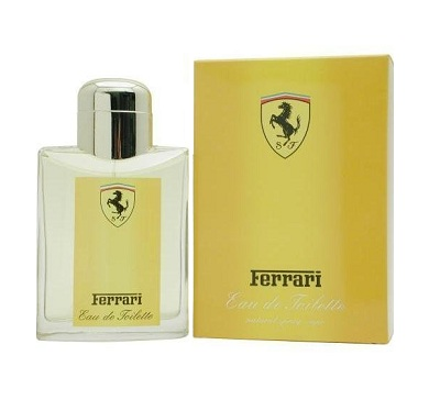 Ferrari Yellow Cologne by Ferrari 4.2oz Eau De Toilette spray for Men