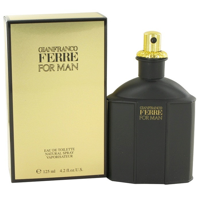 Ferre Cologne by Gianfranco Ferre 4.2oz Eau De Toilette spray for men