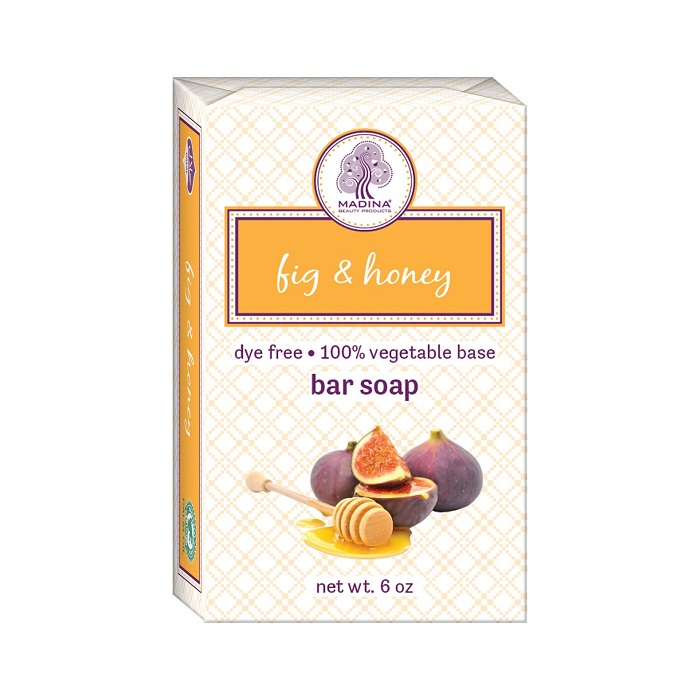 Fig & Honey 6oz Bar Soap