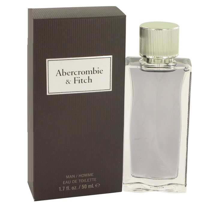 First Instinct Cologne by Abercrombie & Fitch 1.7oz Eau De Toilette spray for men