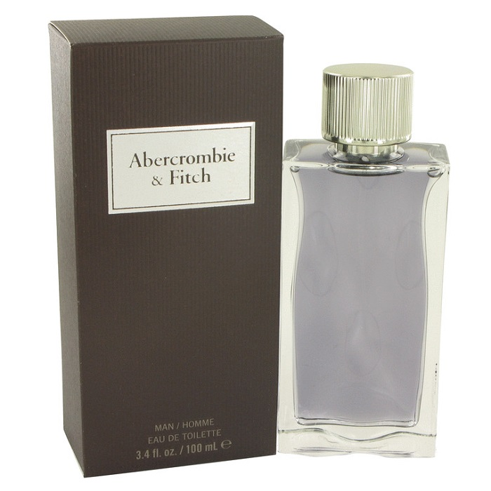 First Instinct Cologne by Abercrombie & Fitch 3.4oz Eau De Toilette spray for men