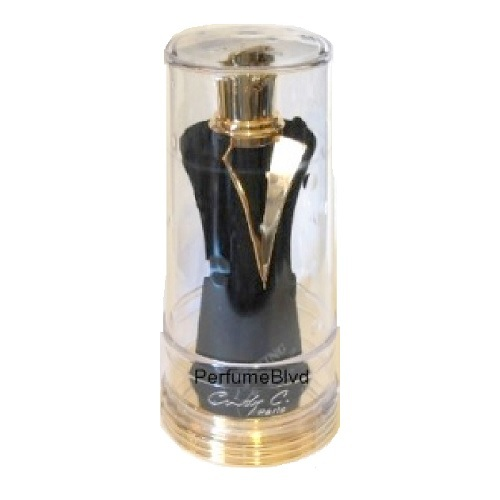 Fitting Black Perfume by Cindy Crawford 3.4oz Eau De Parfum spray for Women