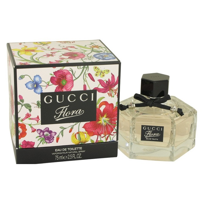 Flora de Gucci Perfume by Gucci 2.5oz Eau De Toilette spray for women