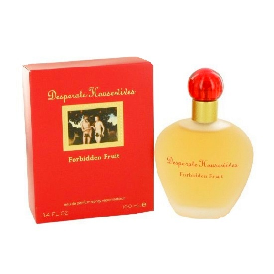 Forbidden Fruit Perfume by Desperate Houswives 3.4oz Eau De Toilette spray for Women
