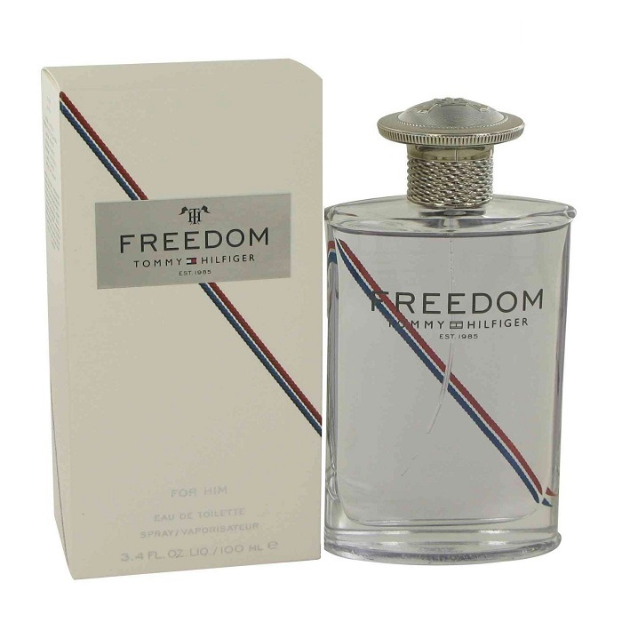 Freedom Cologne by Tommy Hilfiger 3.4oz Eau De Toilette spray for men