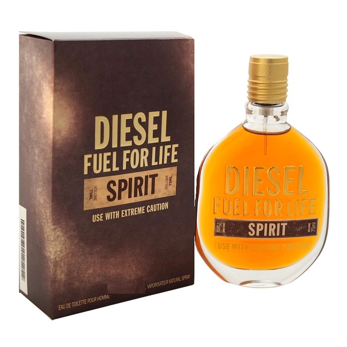 Fuel For Life Spirit Cologne